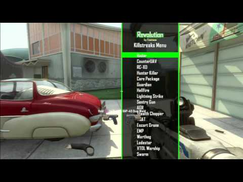 (BO2/PS3/XBOX) Revolution Mod Menu + FREE Download!