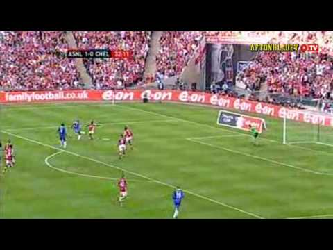 FA Cup semifinal: Arsenal - Chelsea 1-2