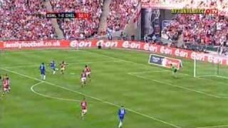 FA Cup semifinal: Arsenal - Chelsea 1-2