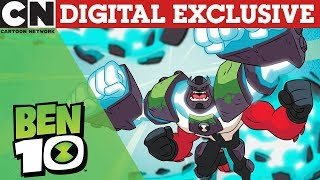 Ben 10 | NEW | Meet the Aliens: Four Arms | Cartoon Network