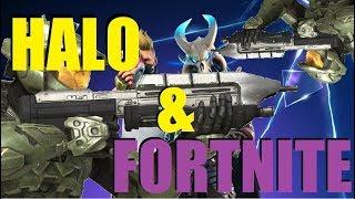 Fortnite Creative - Halo Inspired Assault Map 5v5