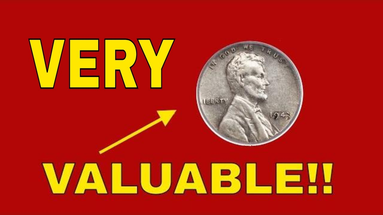 Have You Ever Heard Of 1943 Silver Penny Rare Pennies Worth Money