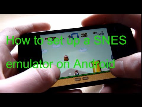How To Download And Run A SNES Emulator On Android