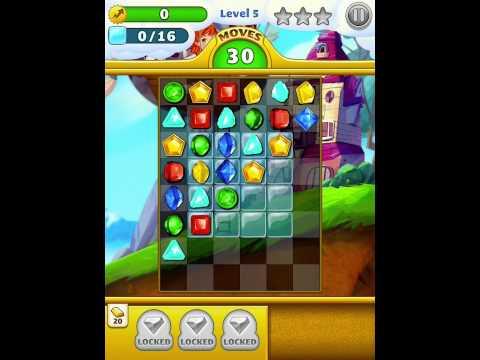 Jewel Mania more ipad ios gameplay