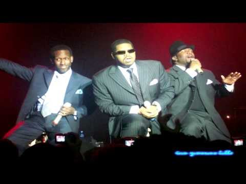 Boyz II men - silent night