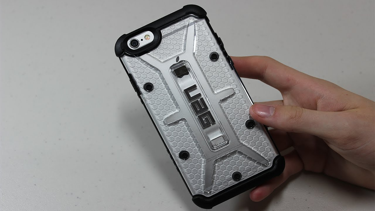 buy popular 52aa9 f5177 URBAN ARMOR GEAR Maverick Case for iPhone 6 [Review]