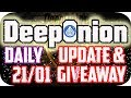 DeepOnion Update & Glimps on SHIELD (XSH)