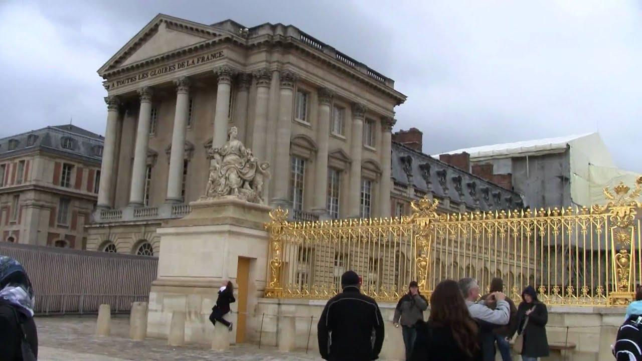 Reggia di Versailles: come arrivare e tariffe della visita ...