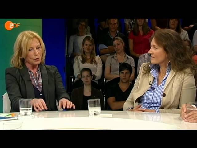 Zwei Männer Und Ein Baby | Maybrit Illner 30. August 2012