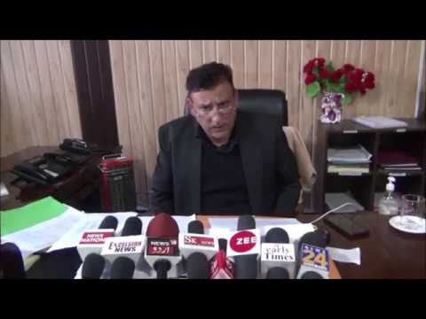 Panchayat Election Preparations finalized, First phase election on 17TH Nov at Ramsoo & Khari
