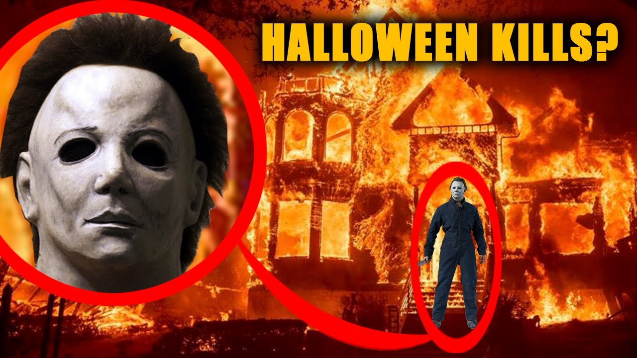Download WHEN YOU SEE HALLOWEEN KILLS' BURNED HOUSE, DO NOT GO INSIDE! RUN FOR YOUR LIFE!! *SCARY*