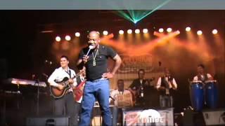 carlos cruz el burro en concierto de hector acosta el torito 2013