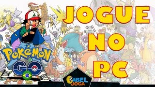► Jogar Pokémon GO no computador - Tutorial Completo - Vers 0.35