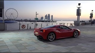 This presidential suite includes a Ferrari!!