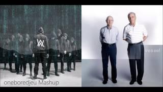 youre not alone alan walker vs twenty one pilots mashup