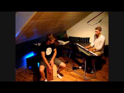 Jam Session Piano + Cajon