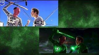 Creating TRAINING PROGRAM SCENE «Green Lantern» [+SUBTITLES]