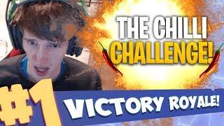 The Chilli Challenge *GONE WRONG* - Fortnite Battle Royale