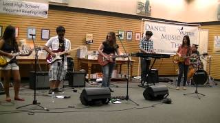 Come Together, Rock School (Nikki, Chloe, Katerina, Ray, Joey and Greg)