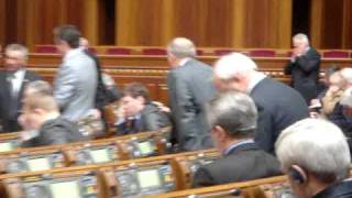 Verkhovna Rada (Parliament of Ukraine) 15.03.2011. Part 1