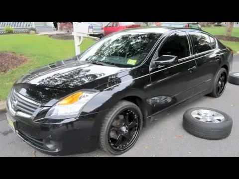 Nissan Altima Rim Pictures Youtube