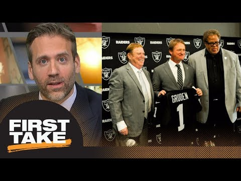 Max agrees with Rooney Rule investigation into Raiders' Jon Gruden hire   First Take   ESPN
