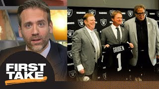 Max agrees with Rooney Rule investigation into Raiders' Jon Gruden hire | First Take | ESPN