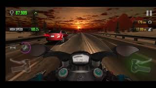 Offline Popular Game || Traffic Rider Game Play : Sports Bike DCT8910H