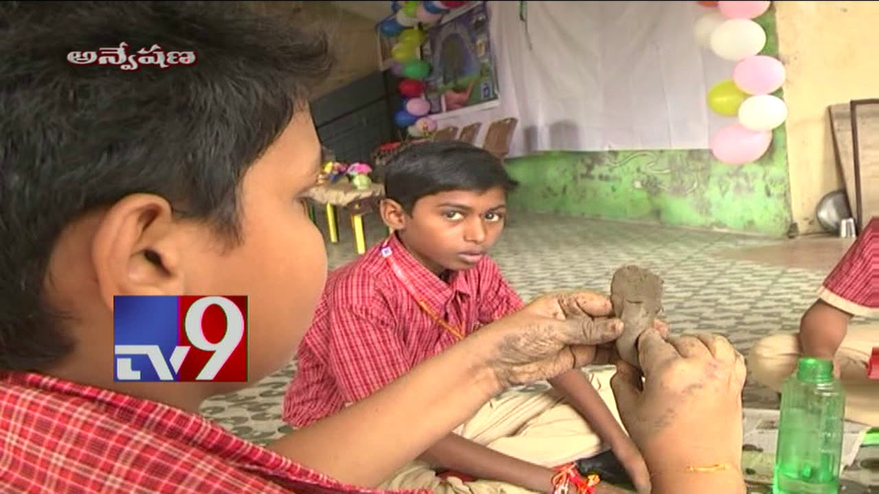 Anveshana team on the lookout for Mooga Nomu child artist - TV9 by TV9  Telugu Live