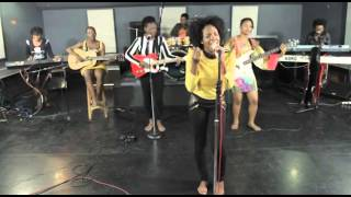 "Richie Spice ""Earth A Run Red"" (cover) by: NUBIAN FUSION BAND"