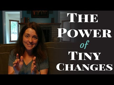The Power of Tiny Changes For Major Weight Loss Success