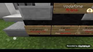 Minecraft P.E. Vodafone Arena!(P.E.'nin En İyisi Bu)