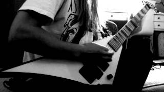 """Trivium - """"Wake (The End Is Nigh)"""" Guitar Cover *RECORDING QUALITY*"""