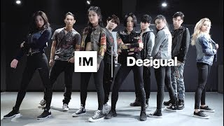1MILLION X Desigual / Lia Kim Choreography