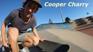 Beginner Skater at Skatepark!