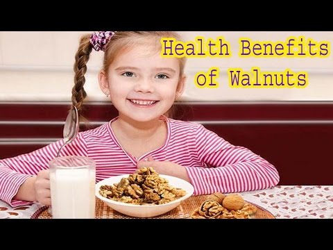 Health Benefits of Walnuts | Top 5 Benefits Of Walnut | Lifestyle and Beauty Tips | Health Food