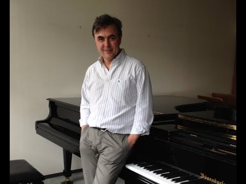 Oleg Marshev. Rehearsing at home. 2 Mazurkas - Chopin/Scriabin