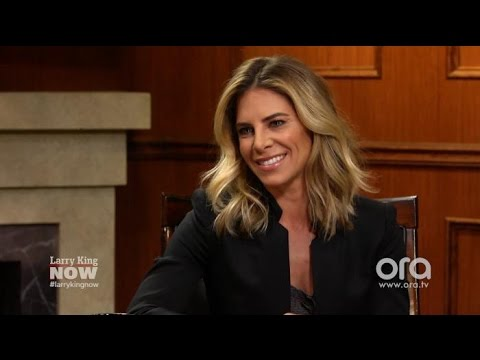 Jillian Michaels On How To Get Fit In 2016, GMOs and What Fads To Avoid | Larry King Now | Ora.TV