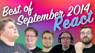 REACT: Best of September 2014