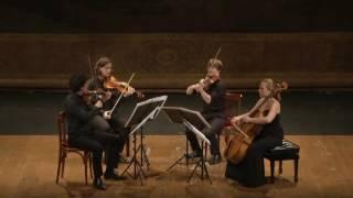 Furiant Quartet - Burlesque from 3. String Quartet by Benjamin Britten