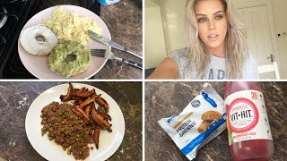 What I Ate/ Food Diary | Chloe Boucher