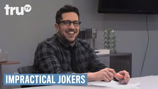 Impractical Jokers - A Beautiful Bride With A Full Beard