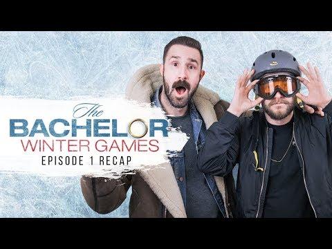 The Bachelor Winter Games   Episode 1 RECAP