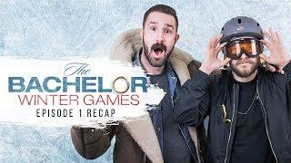 The Bachelor Winter Games | Episode 1 RECAP