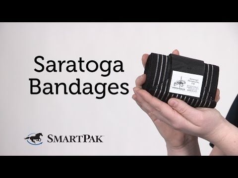 Saratoga Bandages Review