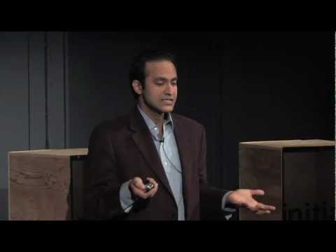 TEDxHampshireCollege  - Saleem Ali - Humanizing Environmental Ideas