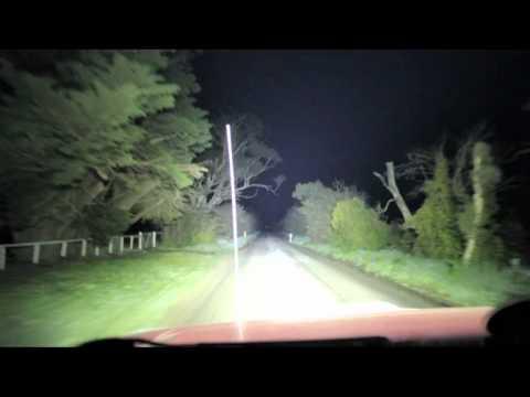 Monster Quad row LED Bar by HIDLightsdownundermp4  YouTube