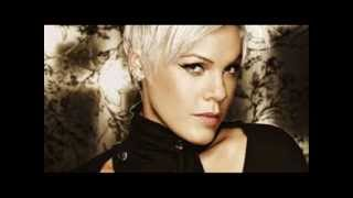 PINK LEARN TO LOVE AGAIN W/LYRICS