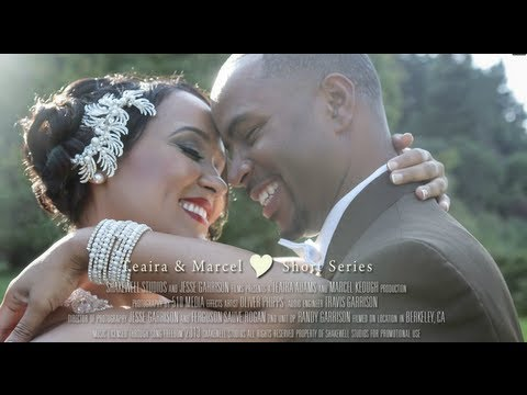 Tilden Park Brazilian Room Berkeley Wedding Video 2013