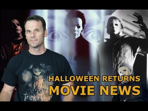 "Halloween Movie News! (June 2015) ""Halloween Returns ..."